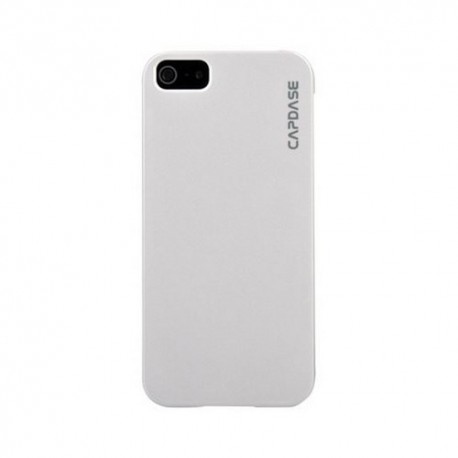 Capdase Karapace Jacket iPhone 5 Pearl White