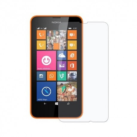 Invisble Tempered Glass Nokia 630