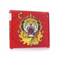 Capdase ProSkin Predator Tiger iPad 2