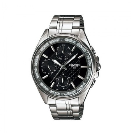 Casio Ladies Analog LTP2086D 1AVDF