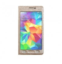 Ahha Gibbs Magic Flip Case Galaxy S5 Silver