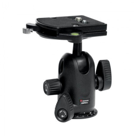 gambar Manfrotto Midi Ball Head 498RC4