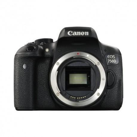 gambar Canon EOS 750D Body Only