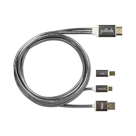 gambar Intopic MHL To HDMI CB-MHL-02