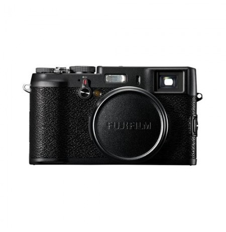gambar Fujifilm Finepix X100 Limited Edition Black