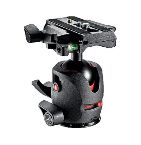Gambar Manfrotto 054 Magnesium Ball Head with Q5 Quick Release