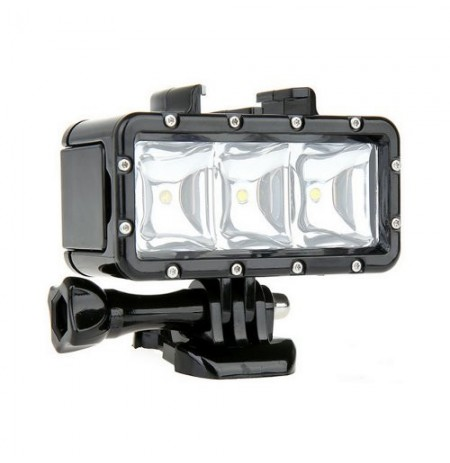 Gambar Telesin Waterproof Led Light for GoPro