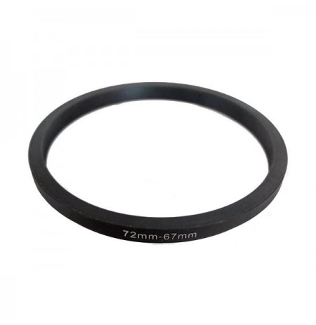 Optic Pro Step Down Ring 72-67mm