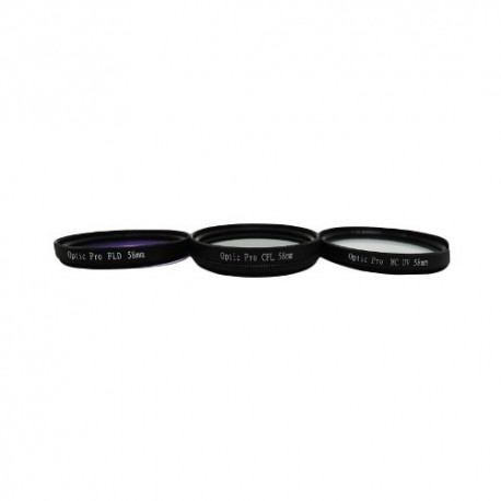 Optic Pro Filter Kit 58mm