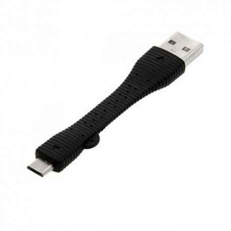 Lexcron Micro USB Flexible 8CM Flat