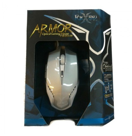 Foxxray Armor gaming mouse (FXR-BM-08)