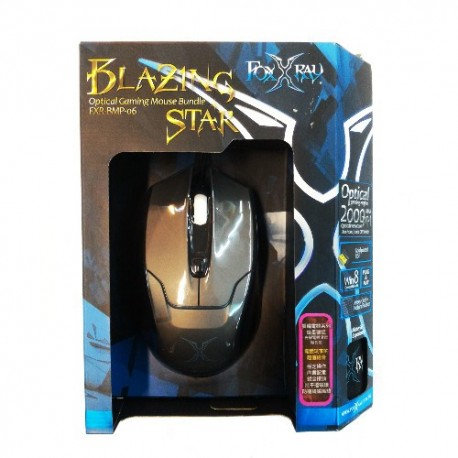 Mouse Foxxray BMP 06 Gaming