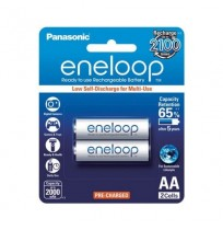 Panasonic Eneloop AA 2000mAh 2-pack