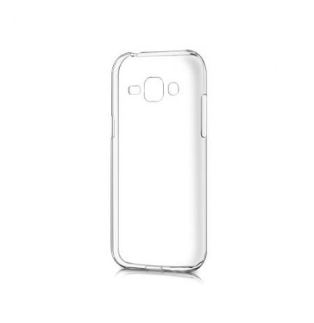 Soft Jelly Case Samsung j1 Transparent