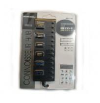 USB Hub 13 Port Mumuksu MU109