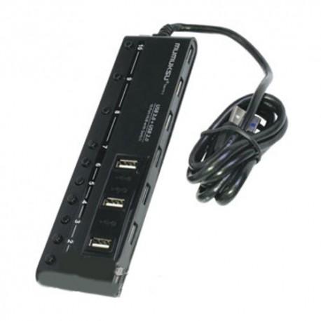 USB Hub 10 Port Mumuksu MU110