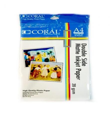 Paper Inkjet Double A4 220