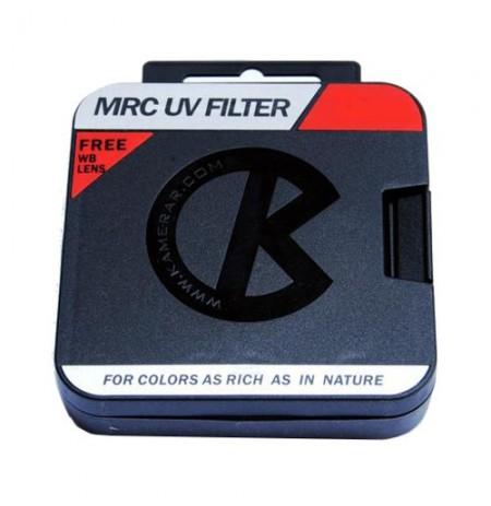 Kamerar MRC UV 58mm