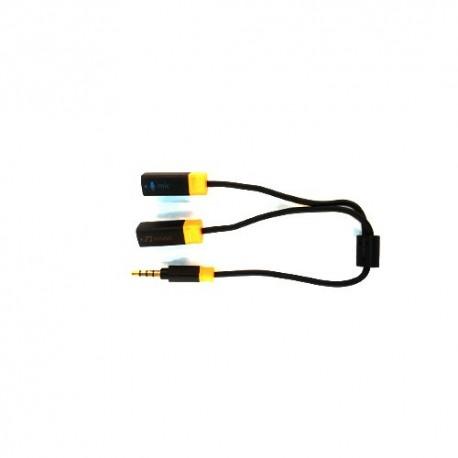 Kabel Powersync Audio Splitter
