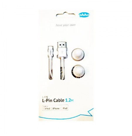 Sync & Charger Cable Lightning 1.2M