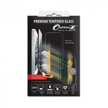 Optimuz Tempered Glass +APP For Samsung A5