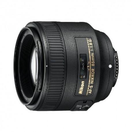 Gambar Nikkor 85mm f/1.8G