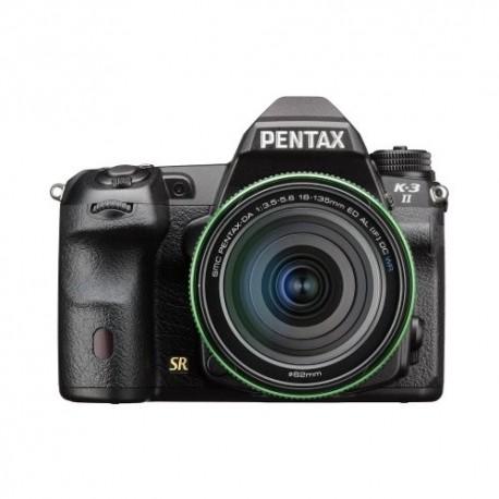 Gambar Pentax K-3 II 18-135 WR