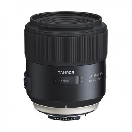 Gambar Tamron SP 45mm F/1.8 Di VC USD for Canon