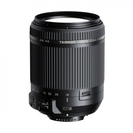Gambar Tamron 18-200mm F/3.5-6.3 Di II VC for Nikon
