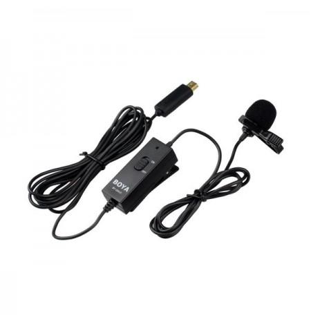 Boya BY-GM10 Pro Audio Lavalier Mic