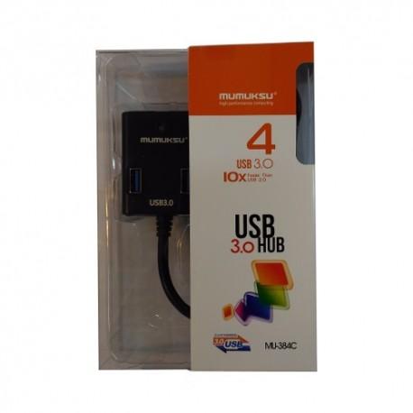 Mumuksu 384 USB 3.0 Hub