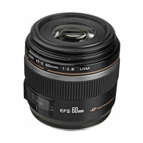 Gambar Canon EF-S 60mm f/2.8