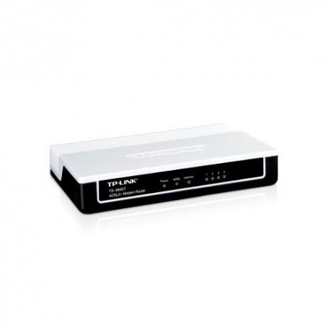 Modem Router TD-8840T Modem 4 Port
