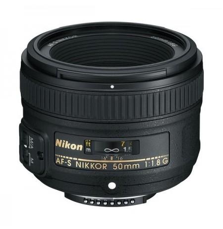 Nikkor 50mm f/1.8G