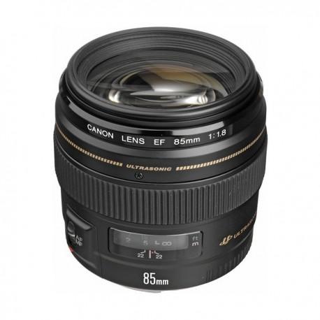 Gambar Canon EF 85mm f/1.8