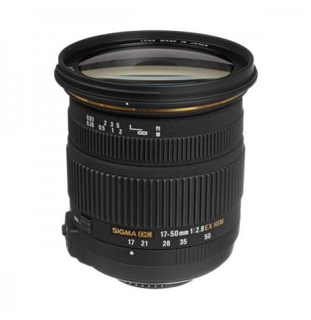 Gambar Sigma 17-50mm F2.8 DC OS for Nikon