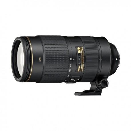 Nikon AF Nikkor 80-400mm f4.5-5.6G ED VR