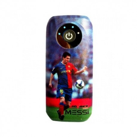 Advance Power Bank P101-5800 5800mAh Seri Bola