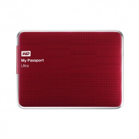 Harddisk External WD My Password Ultra 500GB 3.0 Red