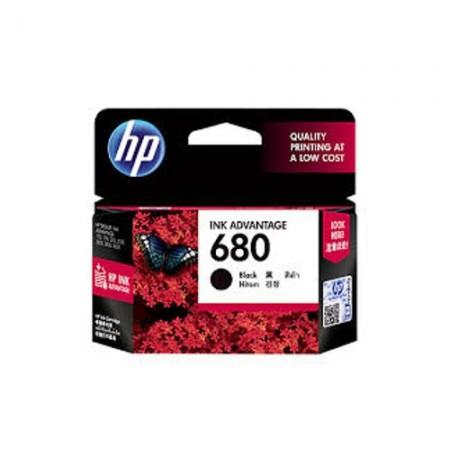 Tinta HP 680 - Hitam