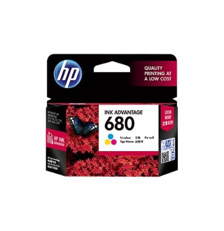 Tinta HP 680 Tri-color Original