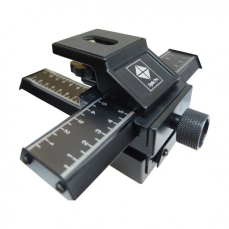 Gambar Optic Pro 4 Way Macro Focusing Rail Slider