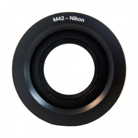 Gambar Optic Pro Adapter M42 to Nikon