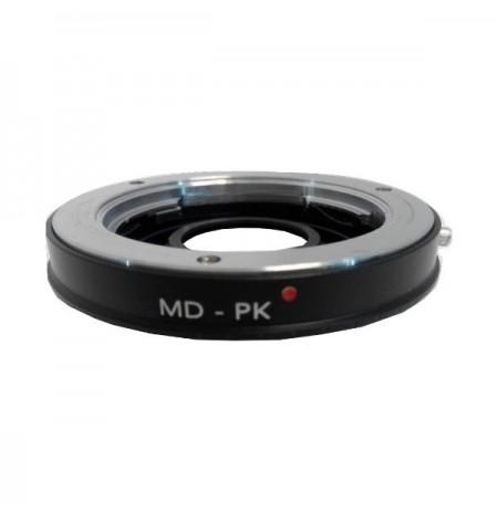 Optic Pro Adapter Minolta MD to Pentax PK