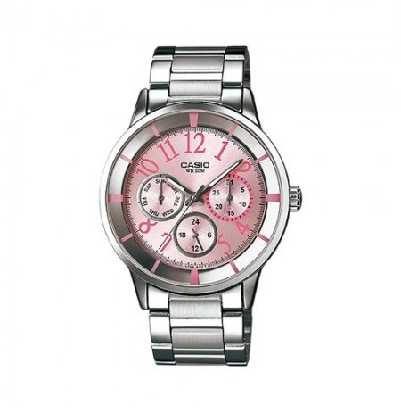 Casio Ladies Analog LTP2084D 4BVDF