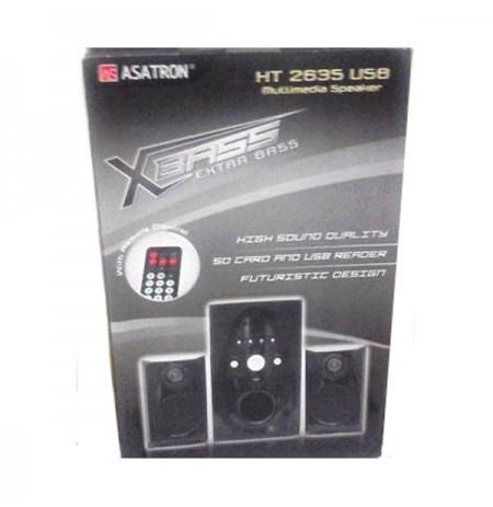 Asatron HT2635 Multimedia Speaker