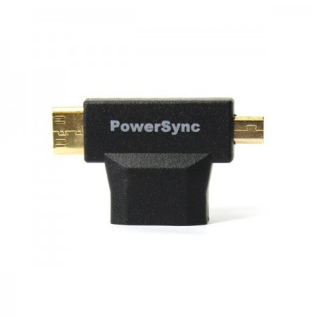 Powersync HDMI Adapter GMNCDMF0 (Reguler, Mini & Micro HDMI)
