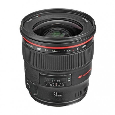 Gambar Canon EF 24mm f/1.4L II USM