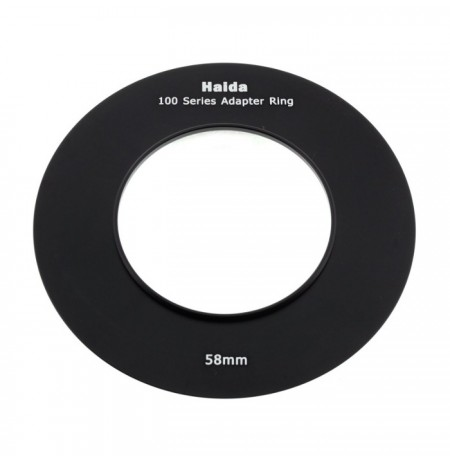 Gambar Haida 58mm Metal Adapter ring for 100 Series Filter Holder