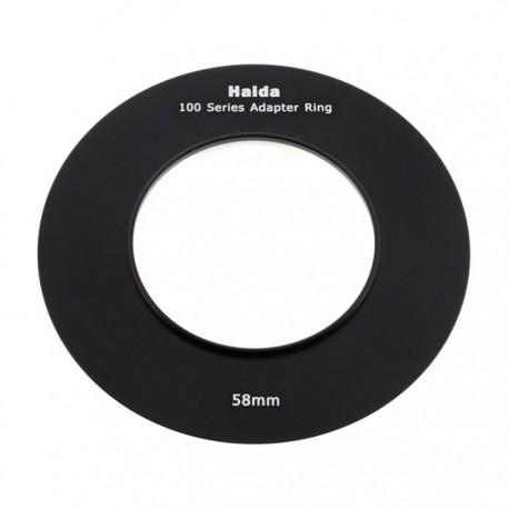 Gambar Haida 58mm Metal Adapter ring for 100 Series Filter Holder